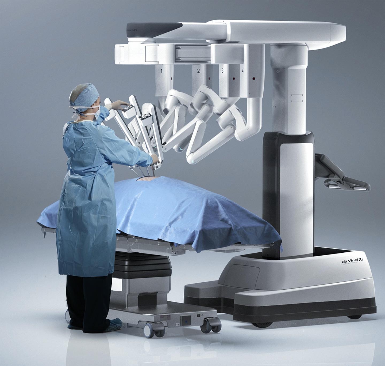 Ρομποτική χειρουργική σύστημα DaVinci