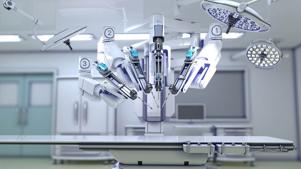 Ρομποτική Προστατεκτομή