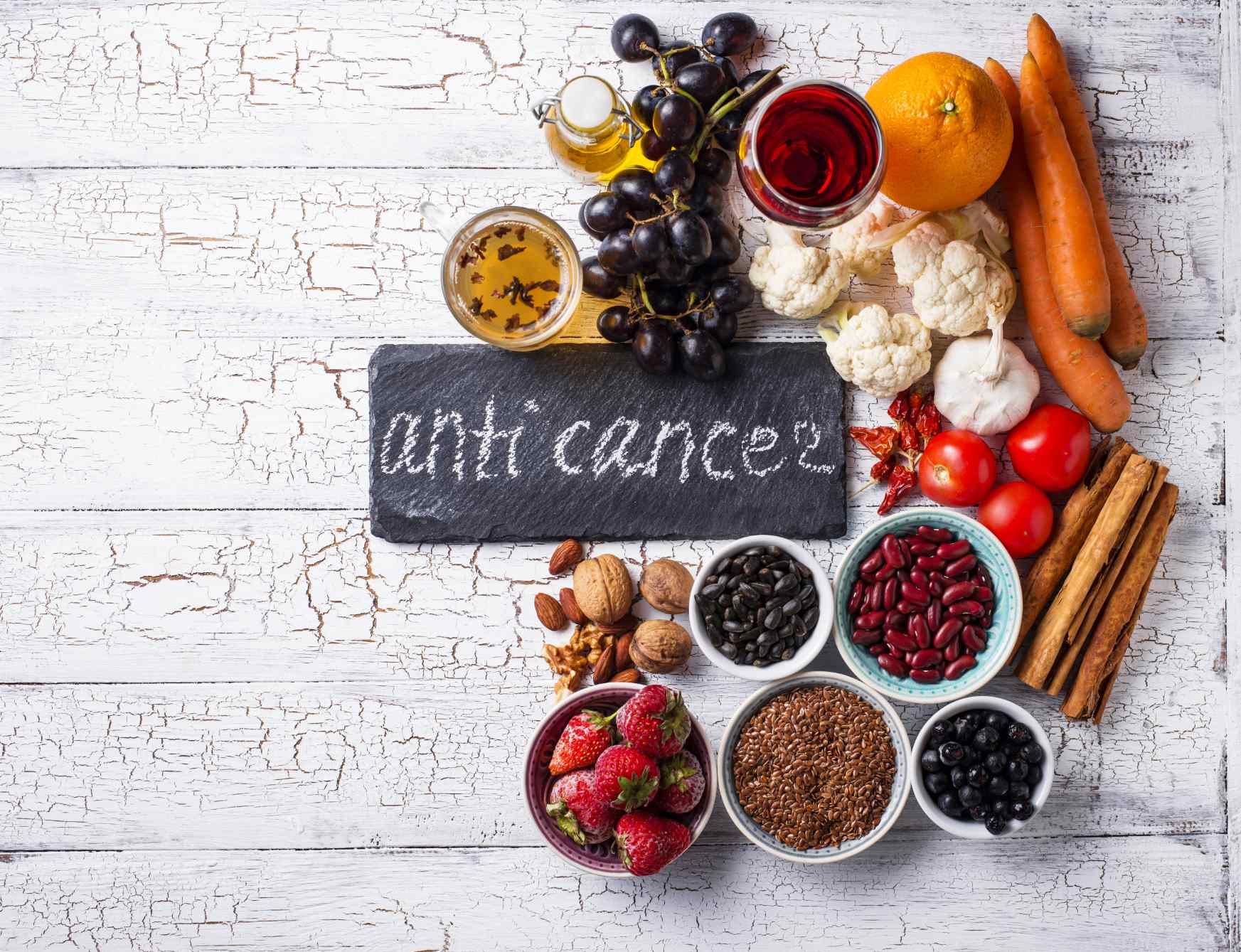 καρκίνος προστάτη και διατροφή
